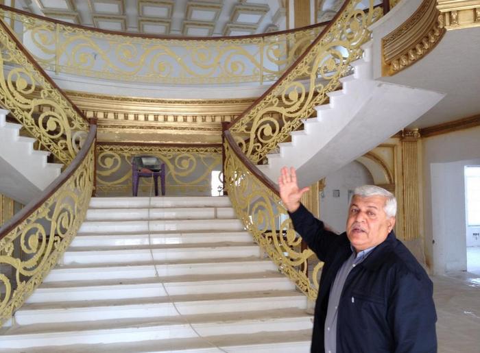 Kurd Builds 20 Mln White House Replica In Erbil Al