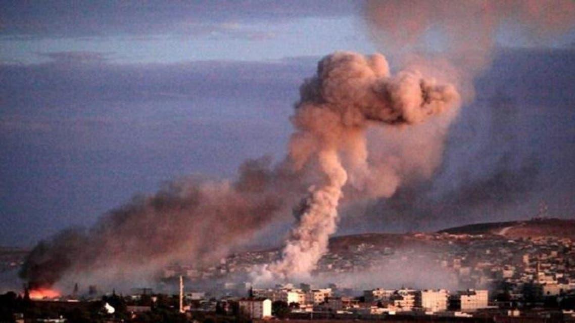 قصف غارات عراقية على مواقع داعش