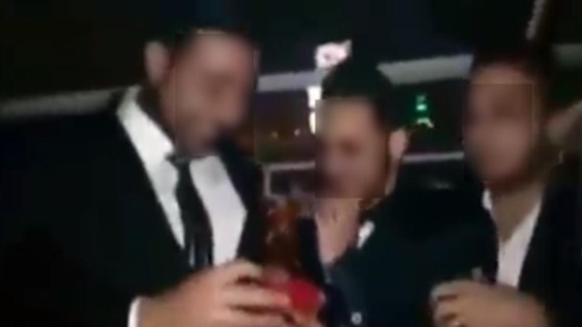 egypt gay men video still