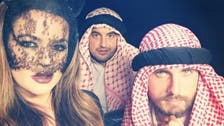 Kardashian Arab costume draws anger from fans