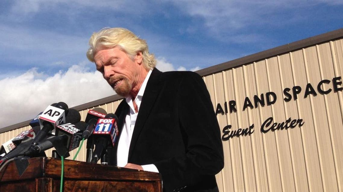 Richard Branson on Virgin Galactic crash: 'We're going to learn from what went wrong'