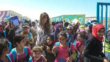 Jemima Khan selfie campaign raises funds for Syrian children