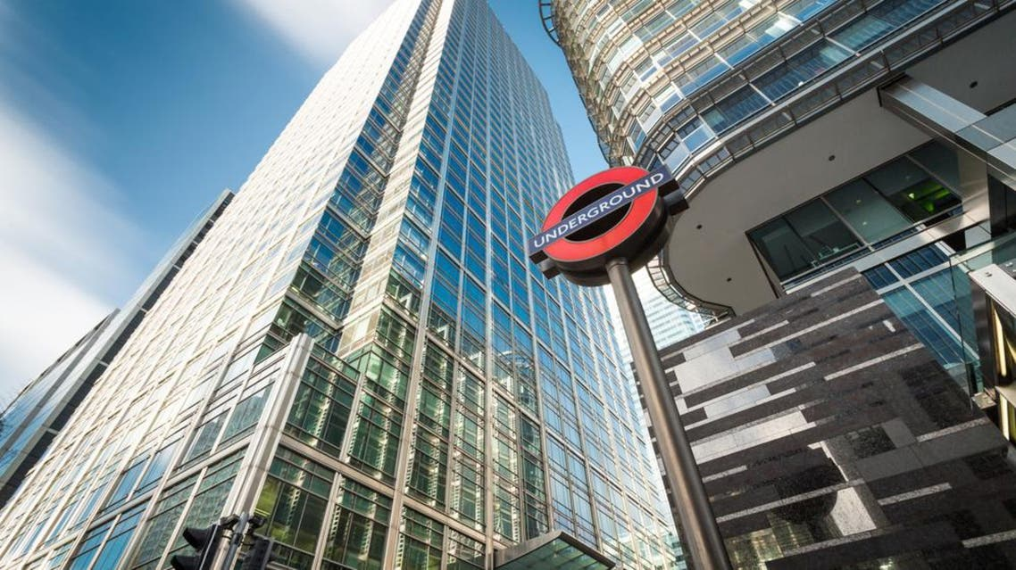 Shutterstock London Canary Wharf