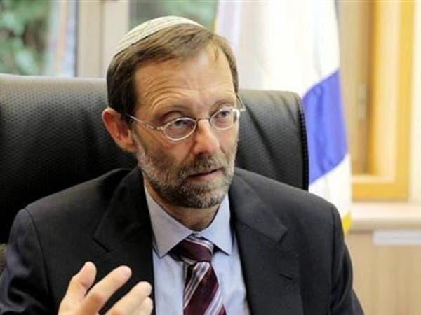 نائب رئيس الكنيست الإسرائيلي يقتحم الأقصى