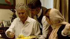 Food star Anthony Bourdain tells of a 'different Iran' than expected