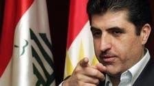 Iraqi Kurdish forces 'temporarily' in Kobane, says leader