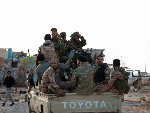 مقتل 3 جنود في معارك الجيش الليبي والإرهابيين ببنغازي