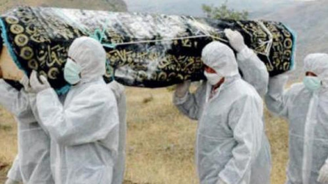 The Ministry of Health has issued strict guidelines for the burial of Ebola victims. (Photo courtesy: Eqtisadiah)