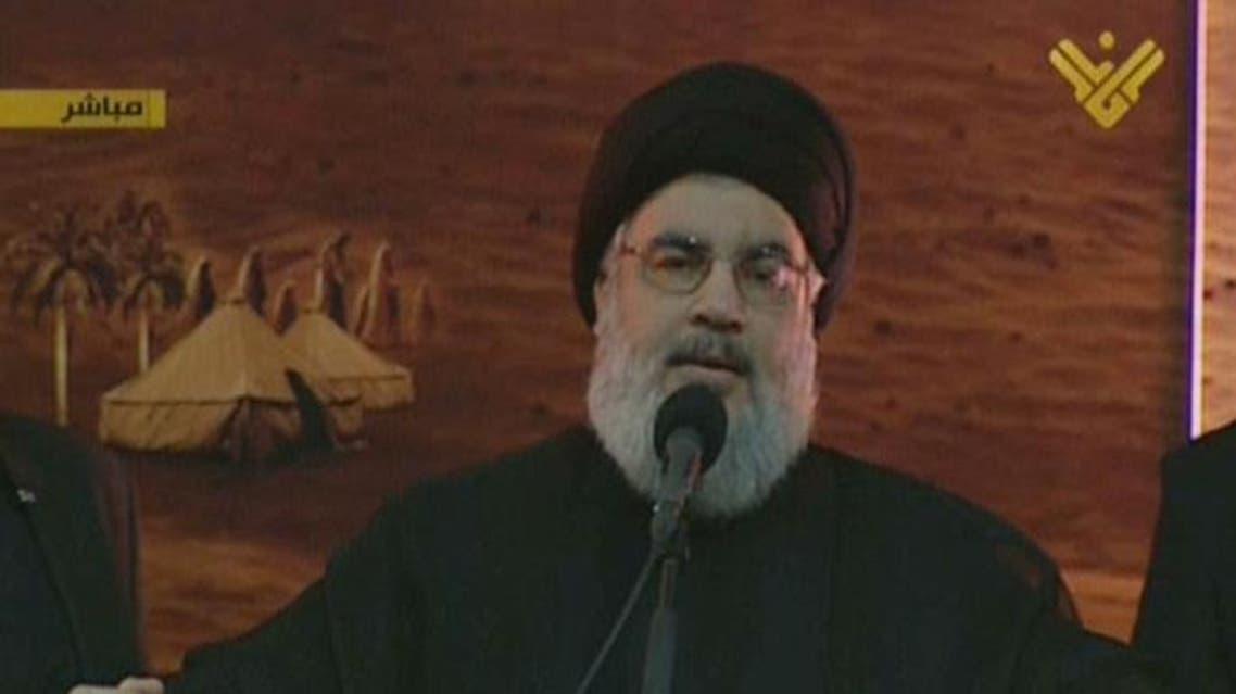 Hassan Nasrallah - Lebanon AFP