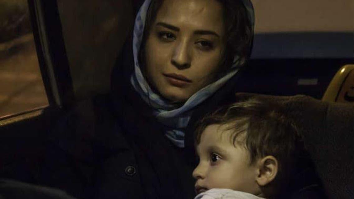 مشهد من الفيلم الإيراني قصص