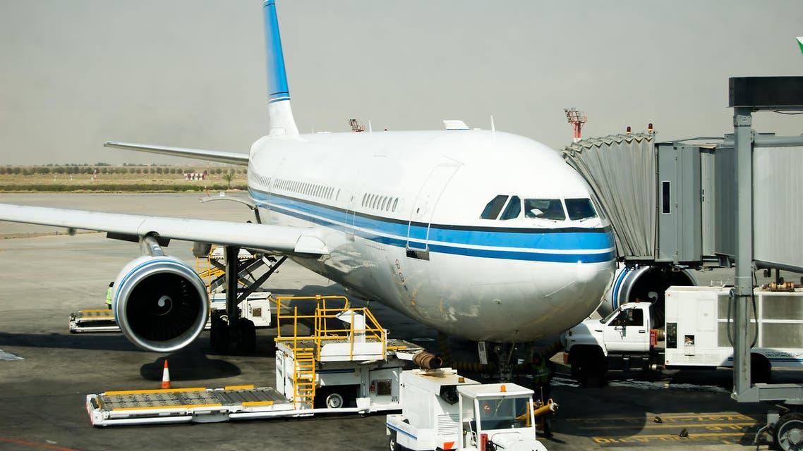Kuwait airport aviation shutterstock