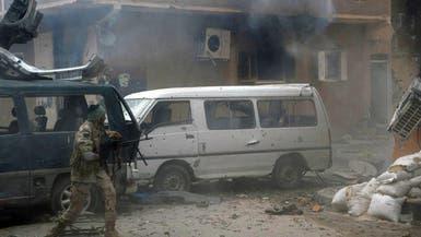 ليبيا.. اشتباكات بين الجيش ومسلحين قرب ميناء بنغازي