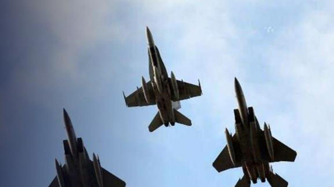 مقاتلات كندية طائرات حربية كندية على العراق