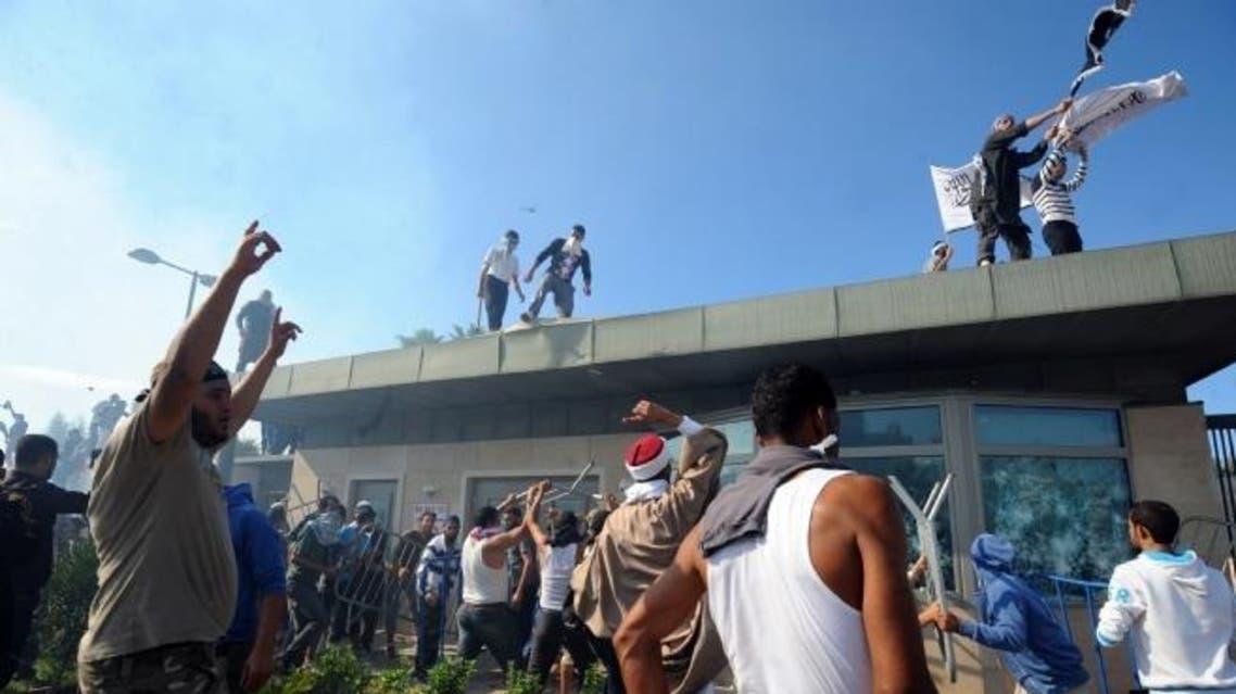 السفارة الامريكية في تونس