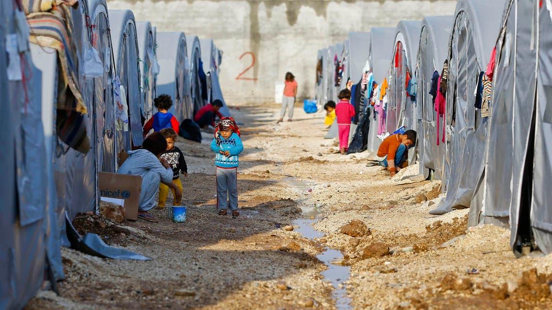 Camps (Reuters)