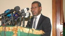 تنصيب ولد محمد زعيما للمعارضة في موريتانيا
