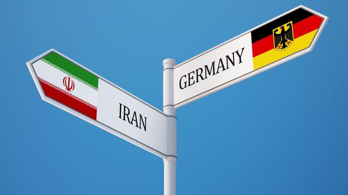 Germany&Iran Shutterstock