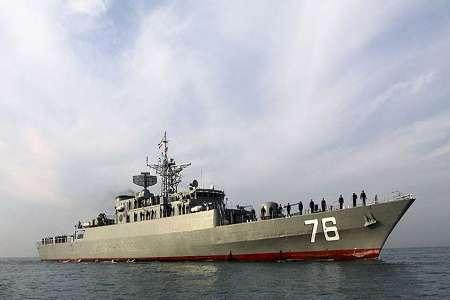 Iran navy IRNA