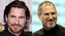 Has Christian Bale pulled out of the Steve Jobs biopic?
