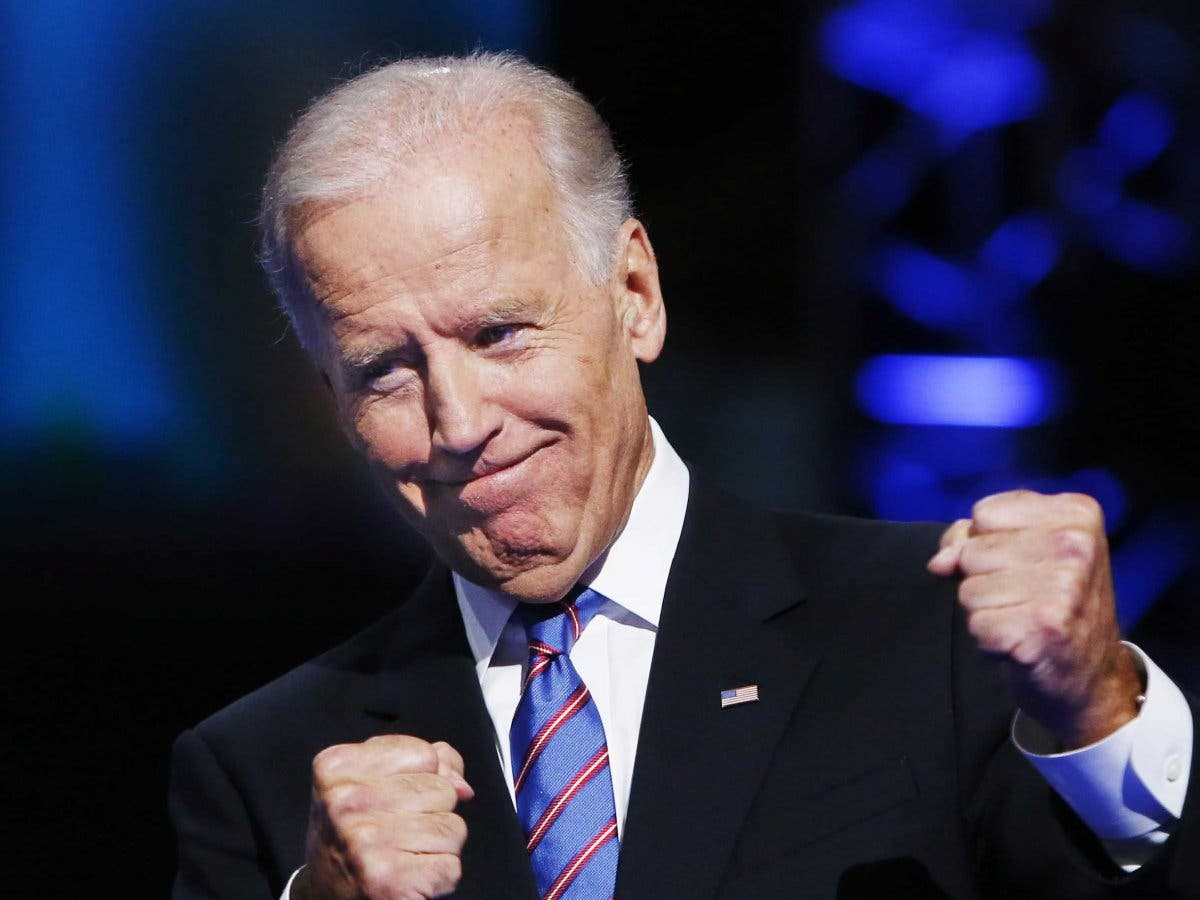 Former Vice President Joe Biden. (File photo: Reuters)