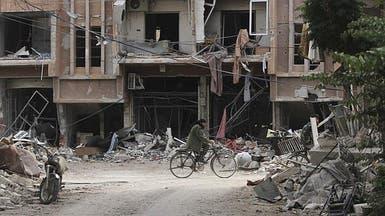 اشتباكات عنيفة بين الثوار وقوات النظام بمحيط حي جوبر