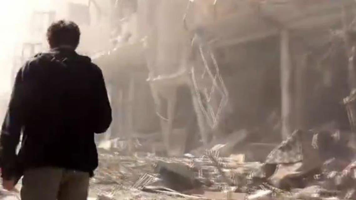 """""""بلدنا الرهيب"""" فيلم يروي مأساة سوريا بين بشار وداعش"""