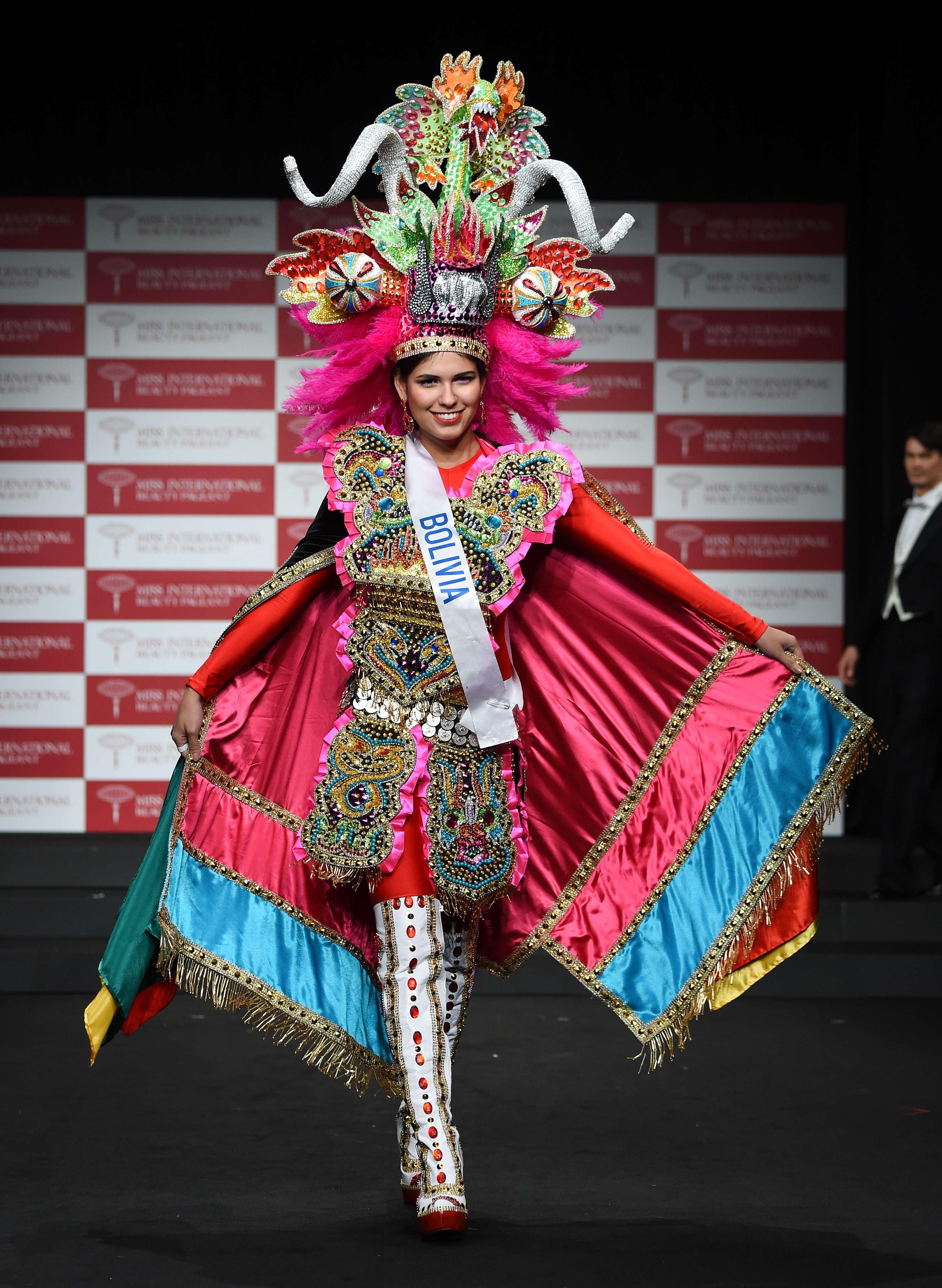 Miss International beauty pageant in Tokyo