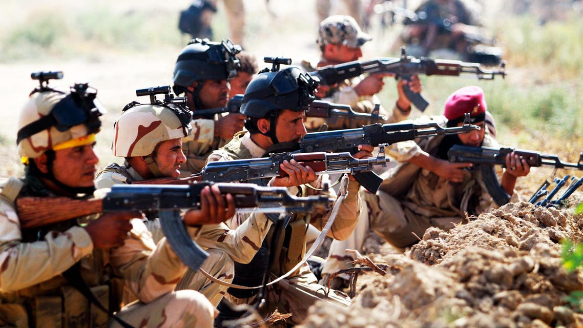 iraq security forces REUTERS