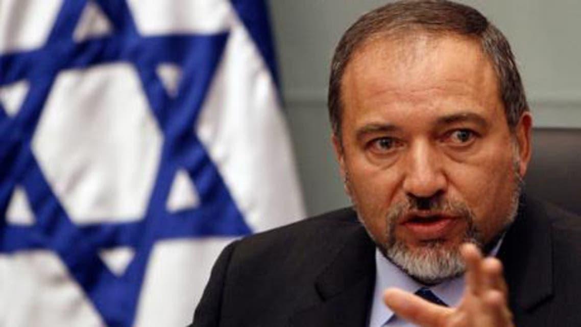 Israeli FM reuters