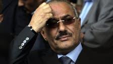 Saleh calls for end to 'Decisive Storm,' urges Yemen dialogue