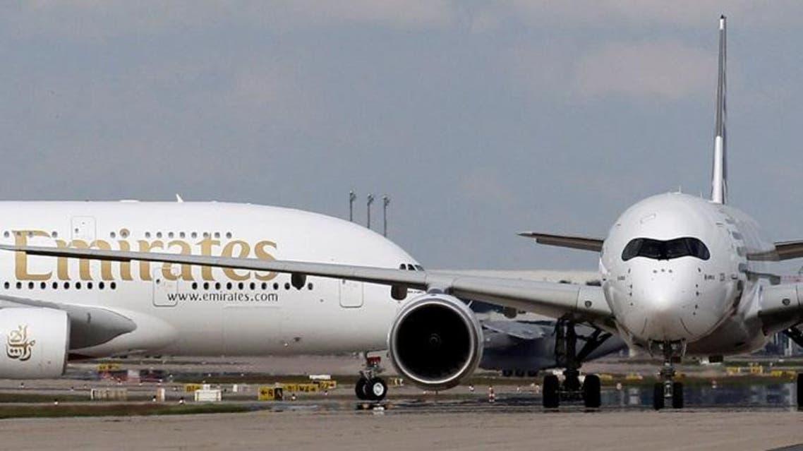 emirates reuters