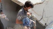 Mortar fire on Syria school kills 11 children