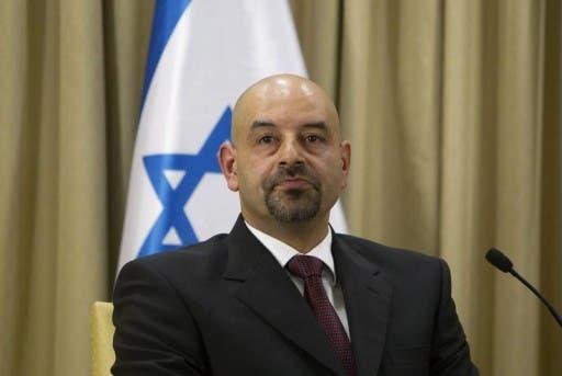 Jordan's ambassador to Israel Walid Khalid Abdullah Obeidat. (File photo: Reuters)