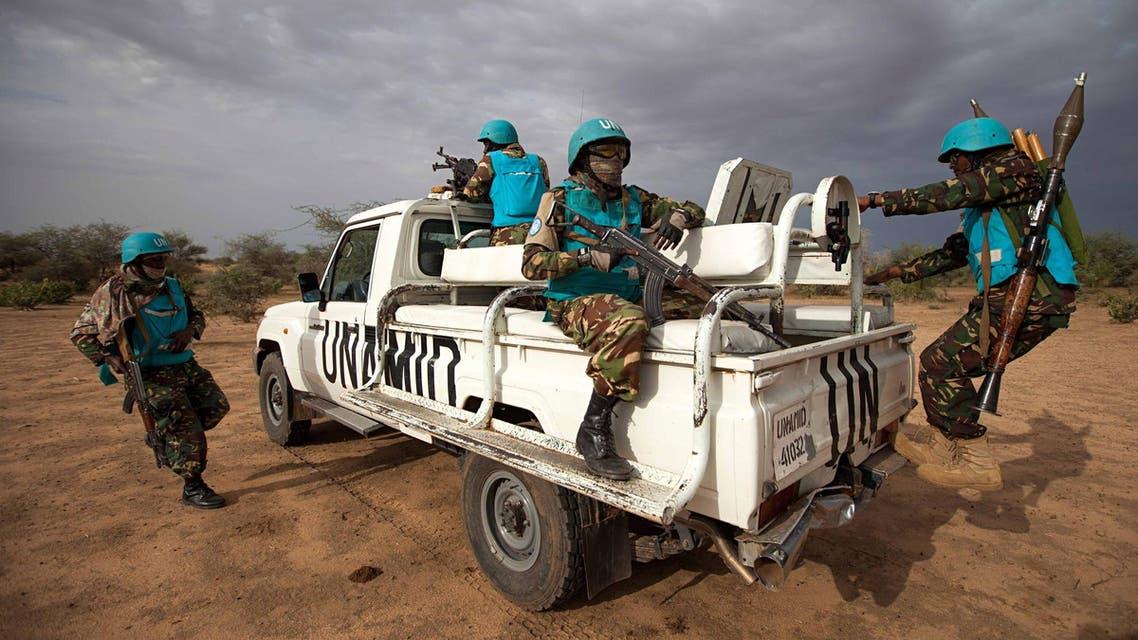 unamid darfur darfour يوناميد دارفور