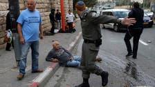 فلسطینی ڈرائیور از خود اسرائیلی فوج کے حوالے