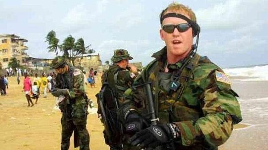 روب أونيل قاتل بن لادن