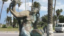Libyan nude statue 'mysteriously' removed