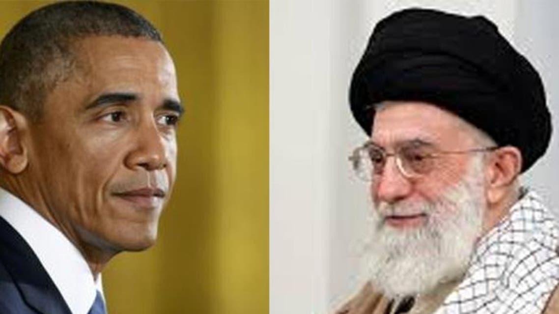 Obama Khamenei1