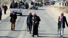 تحرير 350 شخصاً من عشيرة البونمر في الرمادي