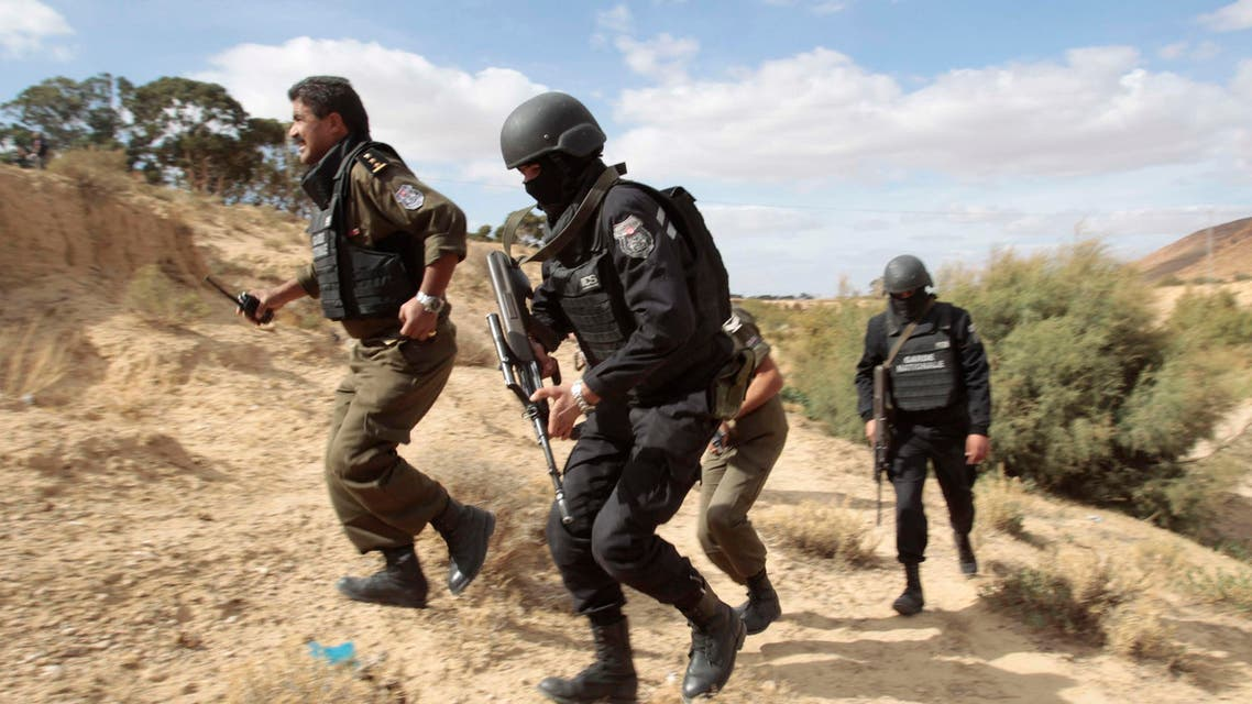 Tunisia security forces Reuters