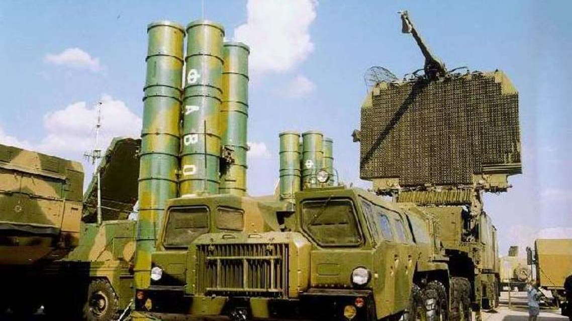 صواريخ روسية بعيدة المدى، مضادة للطائرات من طراز إس 300