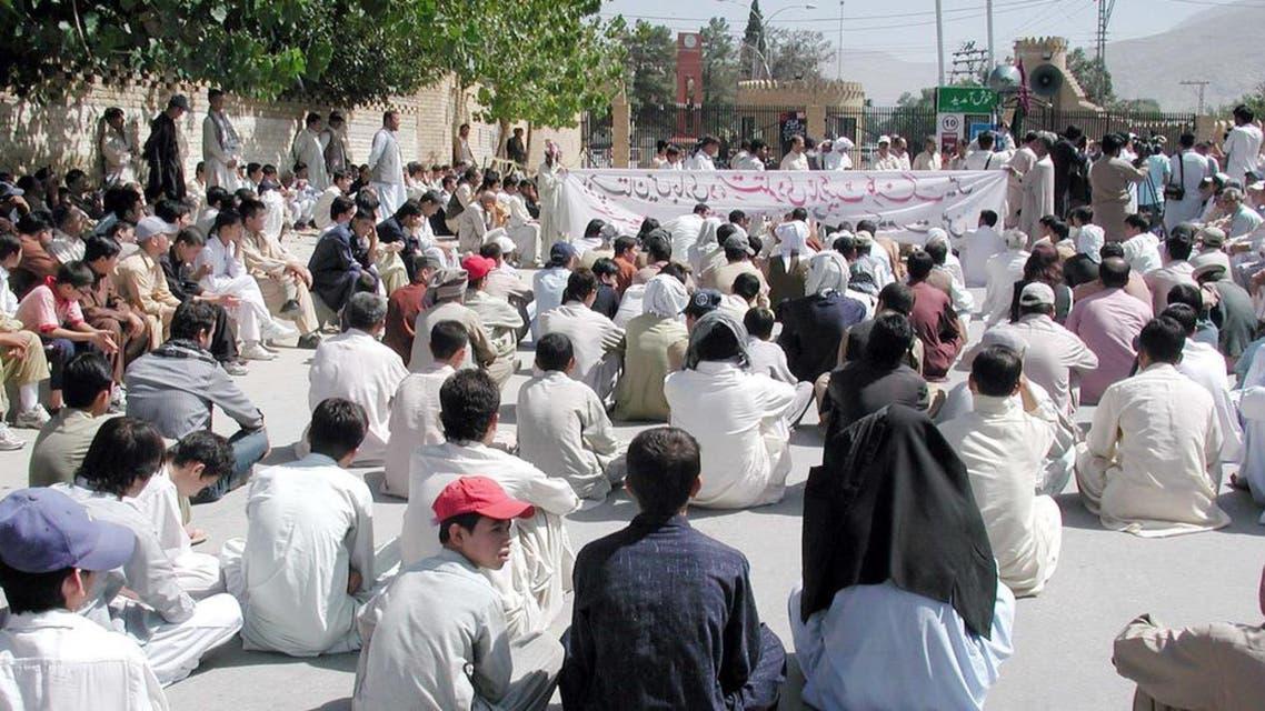 Members of the Hazara ethnic community seen here in Quetta, Pakistan. (Shutterstock)