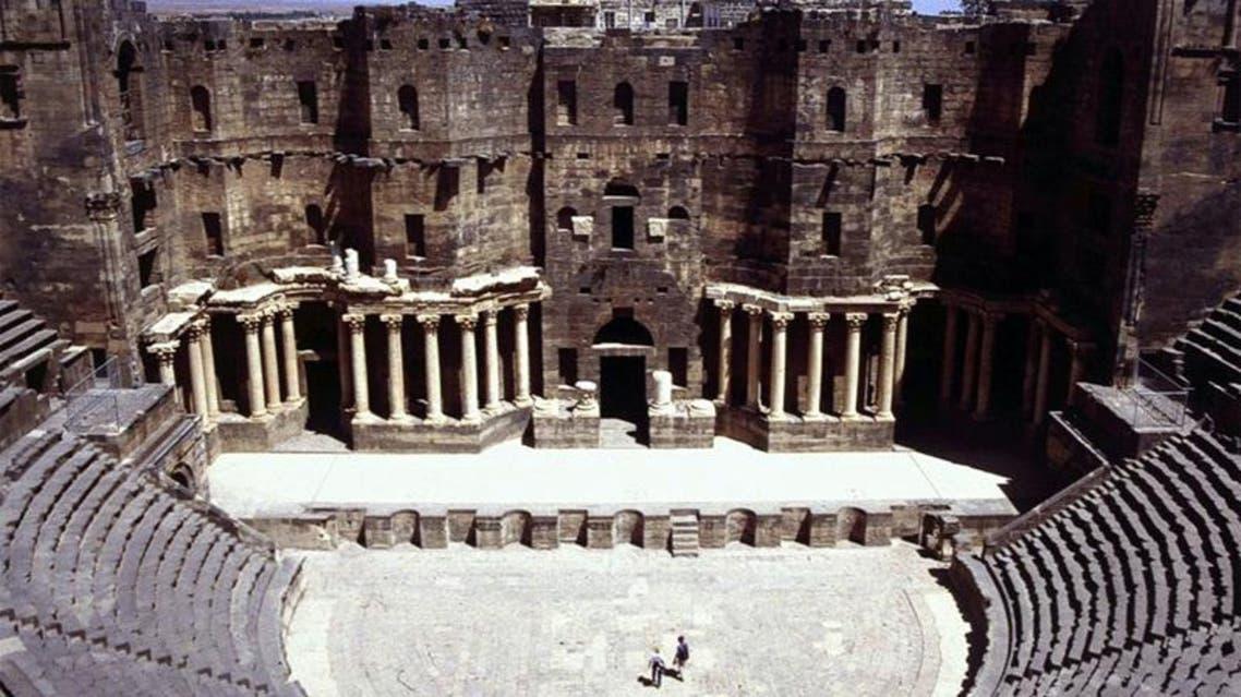 مسرح بصرى في سوريا
