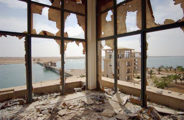 Maqar elTharthar AFP Getty Images