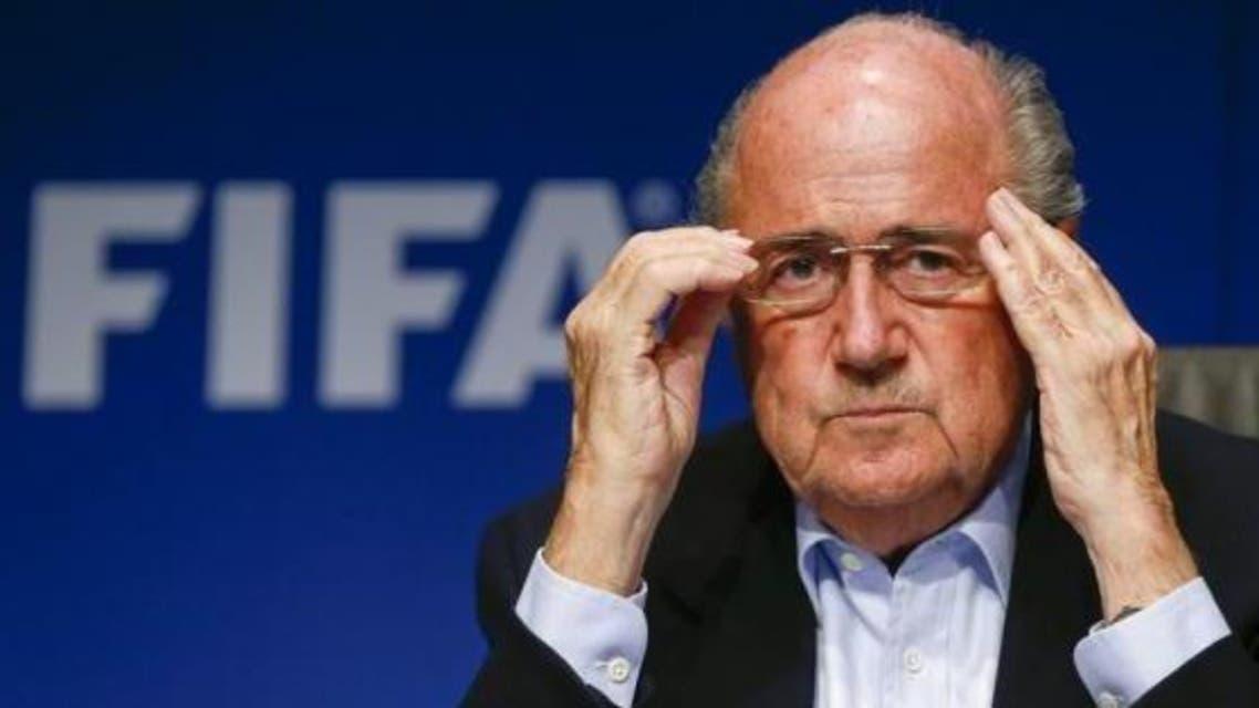 Sepp Blatter Reuters