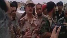 فيديو.. اللواء حفتر يتجول في بنغازي عقب تحريرها