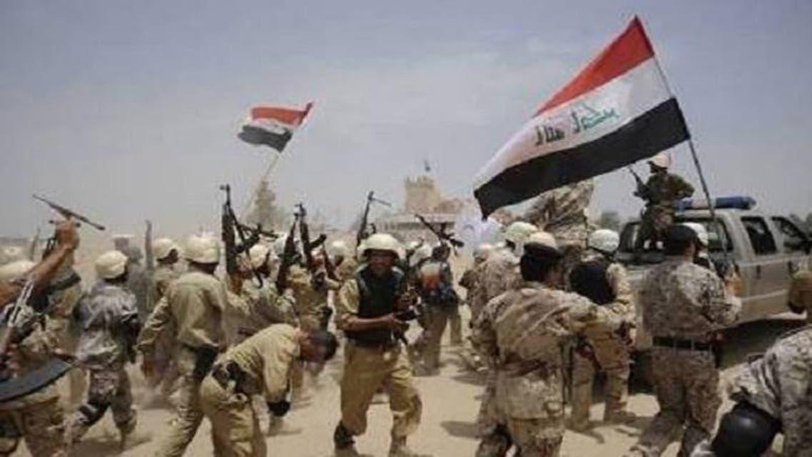 عمليات بغداد: الجيش العراقي يحرر جسر استراتيجي بالفلوجة من داعش