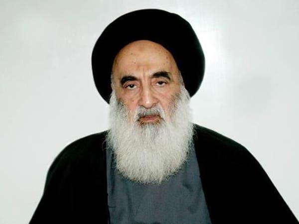 السيستاني: على العراقيين منع عودة الفاسدين للسلطة