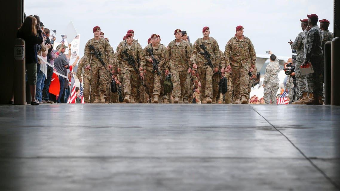 US forces (reuters)