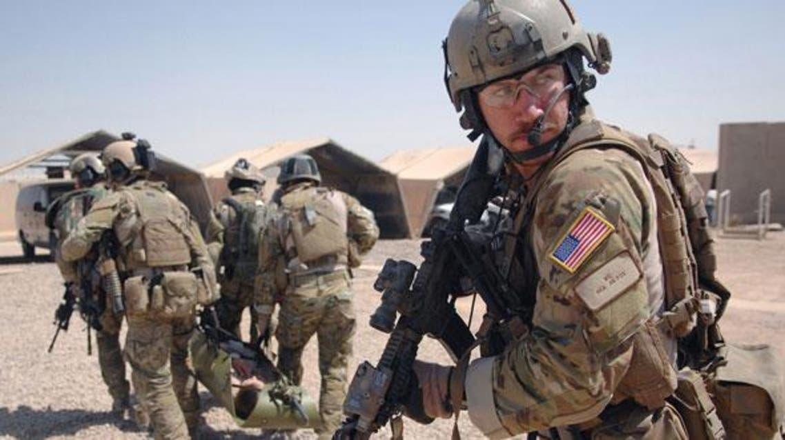 """أميركا تخطط لزيادة قواتها """"بشكل كبير"""" في العراق"""